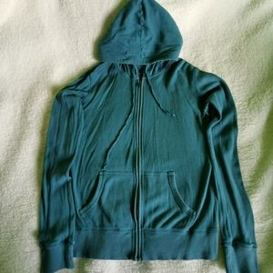 Maurice juniors zip up hoodie